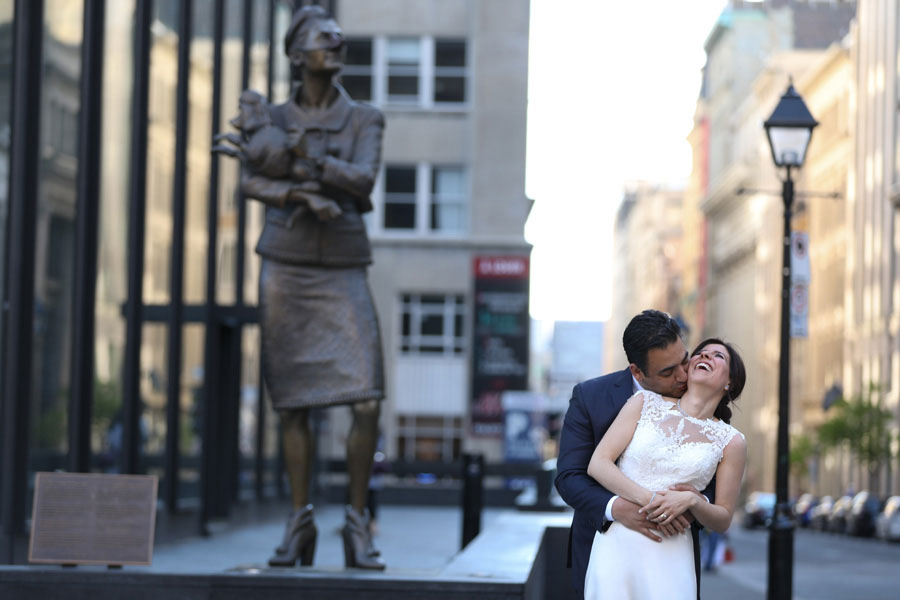 Destination Wedding Places in Montreal
